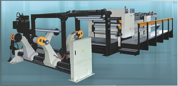LXC1400-170 INTELLIGENT HIGH SPEED PRECISION ROTARY ROLL SHEET CUTTING MACHINE