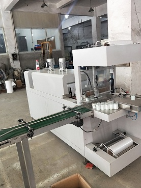 THERMAL PAPER ROLL PACKAGE MACHINE 500A